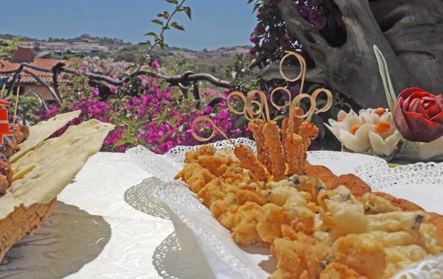 Giardino per banchetti e cerimonie