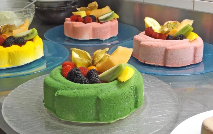 Dessert alla frutta di Sardegna